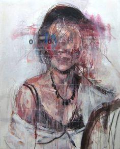 "Saatchi Art Artist Kim Byungkwan; Painting, ""X-report 45"" #art"