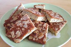 Vanille-Mandel Brot: Lecker zum Frühstück