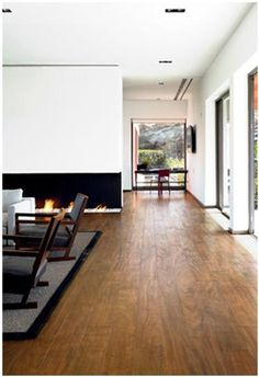 Up for debate: hardwood floors v. tiles that look like wood | roomology