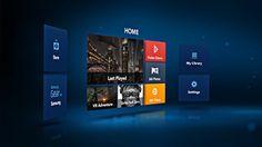 Samsung Gear VR: Home (Sep 2014)