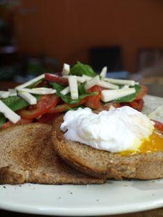Menu à trois: Pão de forma integral definitivo (pelo menos até amanhã!), um presente e um sanduba