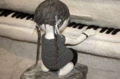 Ирина Андреева. irina andreeva.   A method called wet felting. so cute