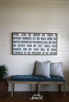 An Easy And Inexpensive Solution For Creating A Shiplap Wall. If You Are A  Fan Amazing Ideas