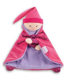 Look at this #zulilyfind! Grenadine's Heart BabiCorolle Blanket - Infant by Corolle #zulilyfinds