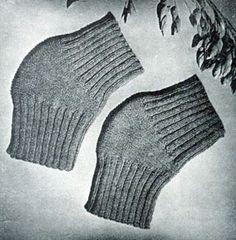 Knee Caps | Knitting Patterns