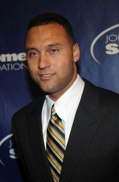 derek jeter | Derek Jeter Derek Jeter attends the 6th annual ''Joe Torre Safe at ...