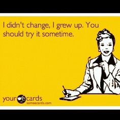 Funny how I'm the only one without kids that grew up while ur all as childish as ur youngest brat! Lmfao!