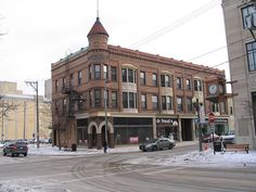 IOOF building, Manitowoc, WI by Andrew T..., via Flickr