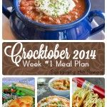 Permalink to: Crocktober 2014 - Week #1 Featuring Turkey Chili