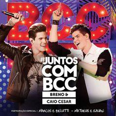 CD Breno e Caio Cesar - #Juntos Com BCC (2016) - https://bemsertanejo.com/cd-breno-e-caio-cesar-juntos-com-bcc-2016/