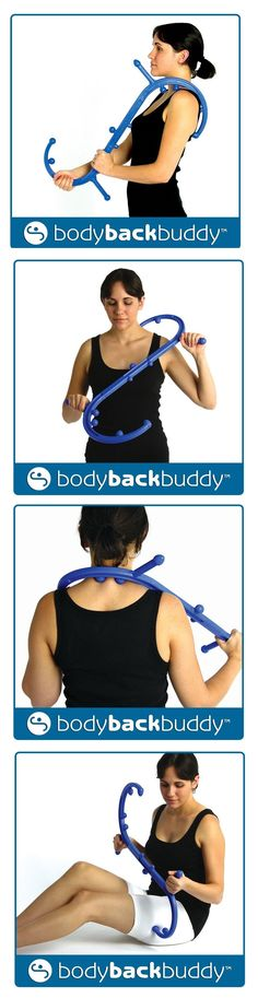 Ease your back and feet pain with this multi-functional massagers. Click the image to learn more awesome features. http://geekandhip.com/product/self-back-massager/
