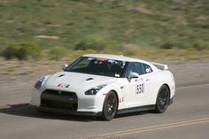 Nissan GTR at the Silver State Classic Challenge Open Road Race #SSCC