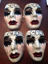 image result for the purge masquerade - Purge Anarchy Masks For Halloween