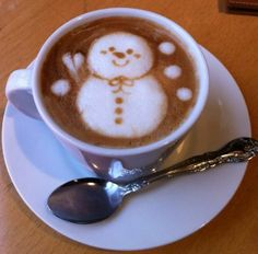 It's the first day of winter! Who's building a snowman today?