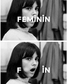 Chantal Goya in Masculin Féminin. Godard, 1966