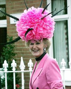 239 Best Kentucky Derby Hats Images On Pinterest