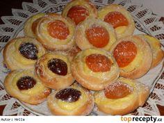 Czech Recipes, Russian Recipes, Cookie Pie, Polish Recipes, Polish Food, Pie Cake, Pina Colada, Doughnut, Tart