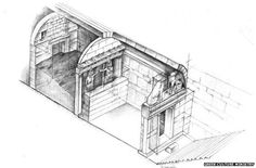 Tomb design uncovered in Greece--possibly Alexander the Great