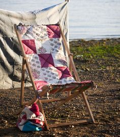 Upholster your deckchair!