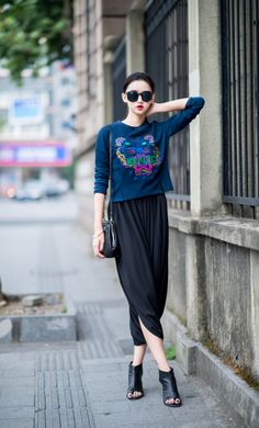 Dark Blue Long Sleeve Embroidery Tiger Head Sweatshirts$48. Just a good news,in order to encourage shopper to buy gifts in our store we offering a sliding-scale discount,starting on April 5th and ending on April 20th,kind to check: http://udobuy.com/superdeals.php@stepf2 @Samantha West @Stacie Hebert @Sharon Lin @Sarah Rose