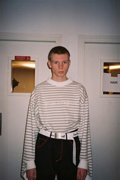 The Teen Gang Behind Gosha Rubchinskiy's 2016 Fall/Winter Show