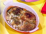 Oven-Roasted Cod Crusted with Herbs (use GF bread crumbs) | Rachael Ray