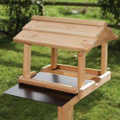 Gallery bird table + 10 Super suet cakes offer