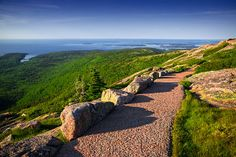 Cadillac Mountain Summit Loop