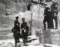 Heinrich Himmler Views Ancient Germanic Rune Markings in a Palatinate Quarry (1935)At the time, Weisthor was head of the department of early pre-history and early history at the Main Office of Race and Settlement (RuSHA); he was also considered an expert on ancient German runes. Weisthor, whose real name was Karl Maria Wiligut, was later unmasked as a charlatan and an escapee from a mental hospital. He was expelled from the SS in 1939.