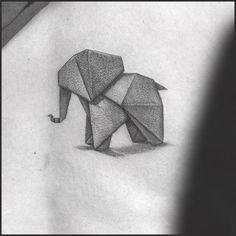 #animal #geometric #tattoo #tattooideas