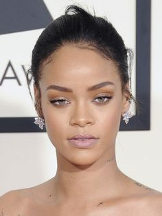 The 57th Annual Grammy Awards arrivals 2015 Rihanna