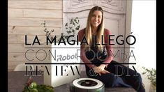 DECO & REVIEW ROBOT ROOMBA
