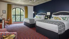 Graduate Hotel In Oxford Photo Gallery | Boutique Hotels In Oxford MS