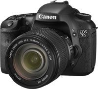 Canon EOS 7D - need one before we go on holiday to South Africa in September/October! :-)
