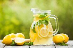 Zelf citroenlimonade maken