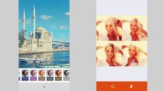 Aplicativo para fotos Retrica