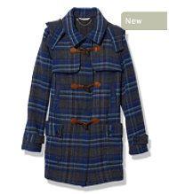 Signature Wool Duffle Coat