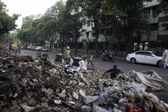 Selling Fresh Air in the World's Most Polluted City