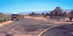 this isn't happiness™ (The kids are alright, Simon Stålenhag), Peteski
