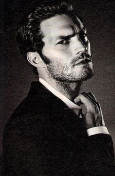 Jamie Dornan Such a fantastic picture of him.