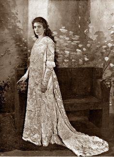 Mlle Maude Adams 1901