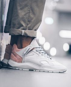 @solebox x @fillingpieces Low Legacy Arch Runner