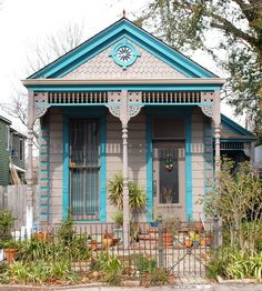Great New Orleans house