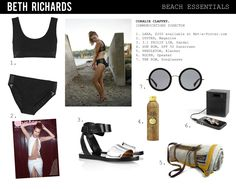 Black stretch-polyamide Sheer mesh side panels, lined at front Slips on polyamide, elastane; Alexander Mcqueen Shoes, Sun Bum, Beach Essentials, Chic Dress, Tankini Top, Olympics, Personal Style, Sporty, Suit