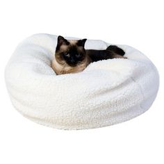 Aria Pet Bed Size: Large (32' L x 32' W) >>> Find out more details by clicking the image : Pet dog bedding