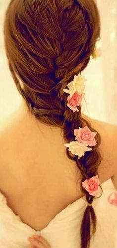 how hair style 1000 images about hair accessories with fresh flowers on 7825