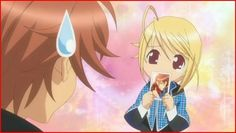 funny part of shugo chara - Google Search