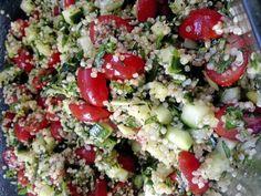TASTE: Try quinoa tabouli for a gluten-free summer salad