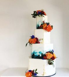 best wedding cakes - kake by darci