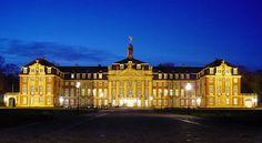 my University! Westfälische Wilhelm-Universität Münster, NRW Germany